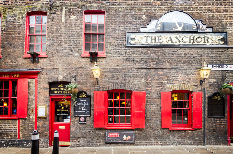 The Anchor pub London