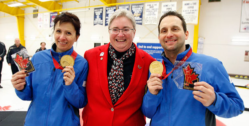 Champions with CCA Governor Laura Lochanski | by seasonofchampions