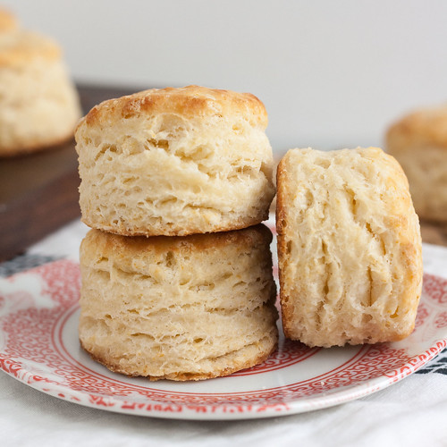 Foolproof Flaky Buttermilk Biscuits | by Tracey's Culinary Adventures