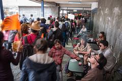 En la UNAM: Realidades diferentes