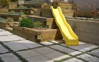 slide play yard | by sb garden design