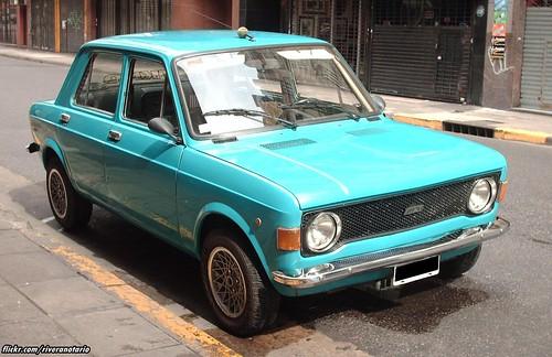 Fiat 128 - Buenos Aires, Argentina