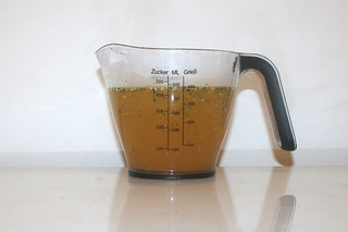 06 - Zutat Gemüsebrühe / Ingredient vegetable stock