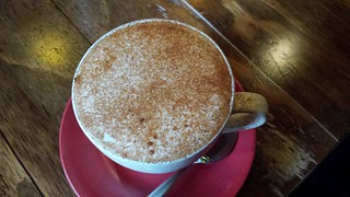Soy Chai Latte at Lost Boys