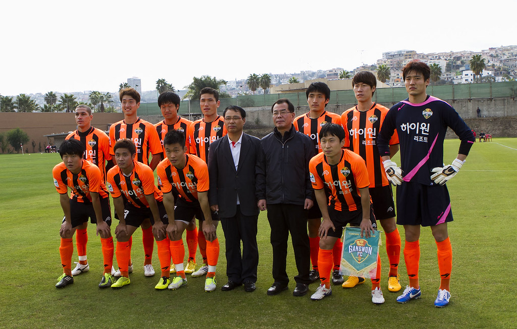 Image result for gangwon fc