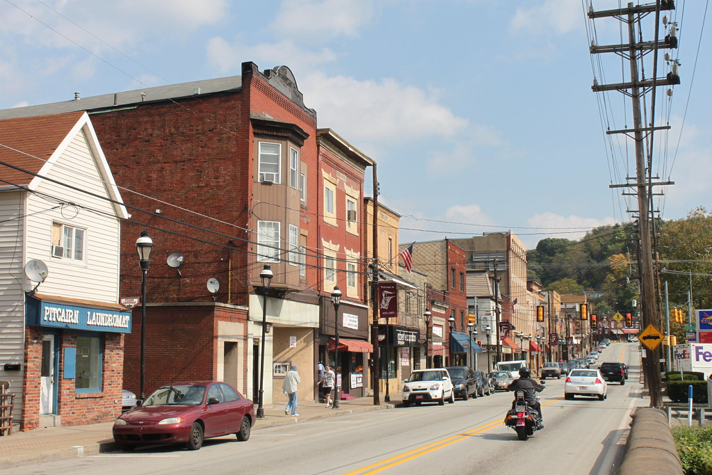 Pitcairn Pa Pitcairn Owes Its Existence To The