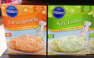 Pillsbury Key Lime Cake Mix