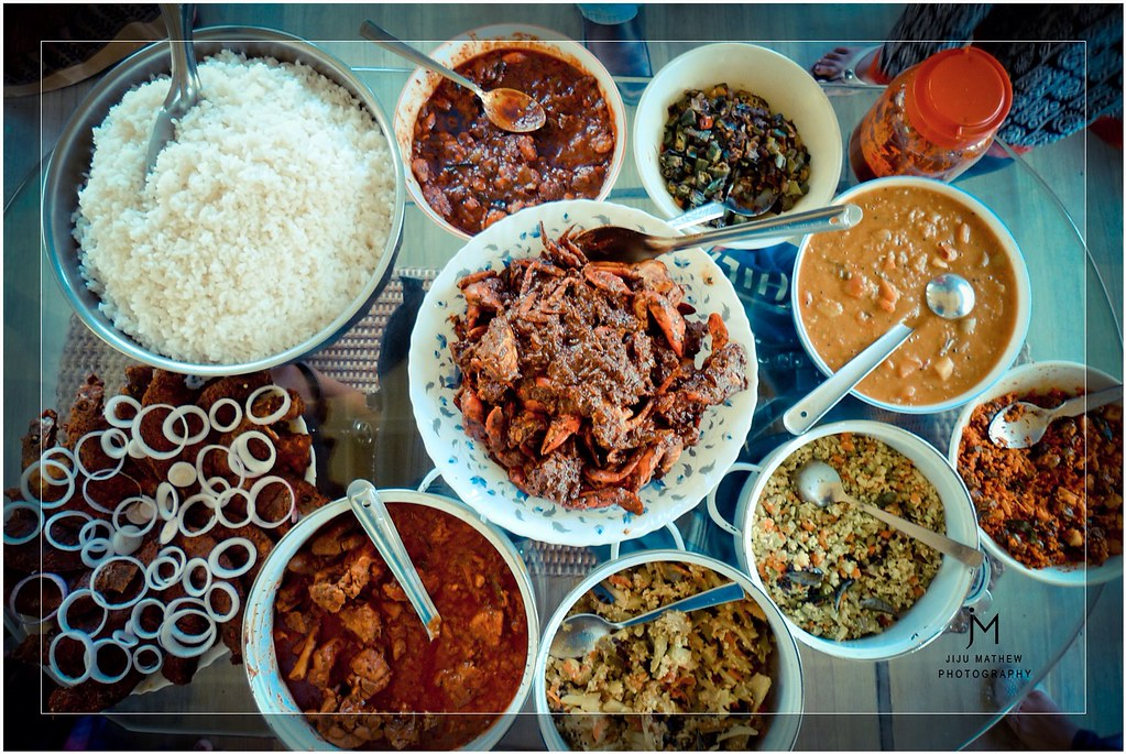 Kerala Houseboat Food ...