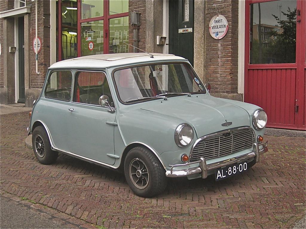 Austin Mini Mk1 >> 1966 AUSTIN Mini Cooper S MK1 | The one and only fast and fa… | Flickr