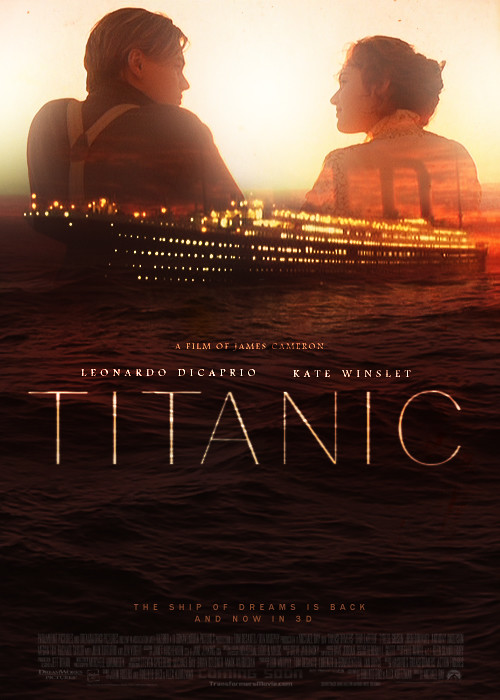 the film titanic essay By comparing the actual rms titanic to the ship in the movie the titanic, by james cameron, we can see that the movie gives a very historically accurate account of the ship from its design and furnishings to its actual sinking.