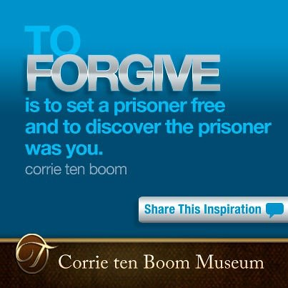 To Forgive Is To Set A Prisoner Free And To Discover The P Flickr