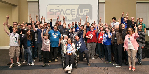 SpaceUp Group Photo | by Kevin Baird