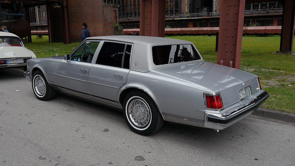 1975-79 Cadillac Seville | The Seville name first entered ...