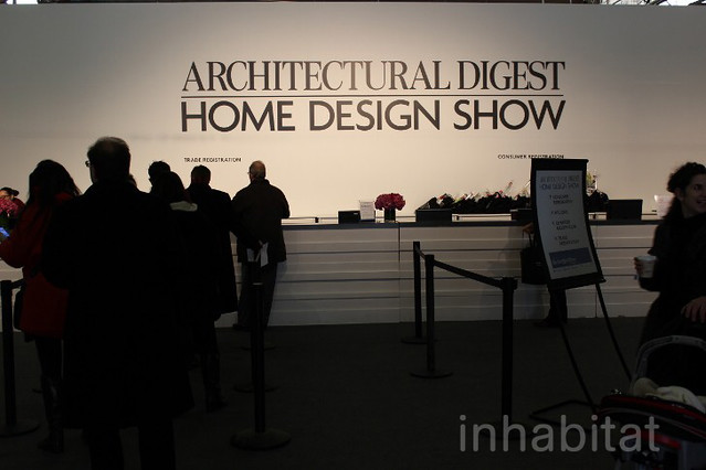 Green home designs from the 2013 architectural digest desi for Architectural digest home show