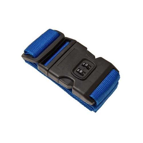 luggage strap combination lock you secure your luggage wit flickr. Black Bedroom Furniture Sets. Home Design Ideas