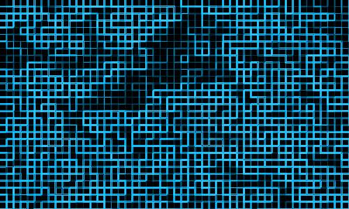 Tech Pattern I Made A Computer Tech Pattern Using Gimp