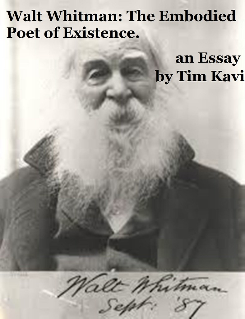 whitman essays