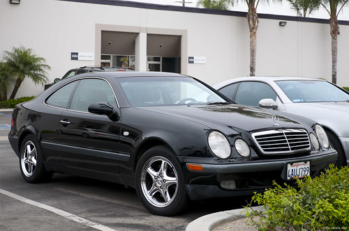 1999 mercedes benz clk 420 coupe non amg 401k club for Mercedes benz of anaheim hills