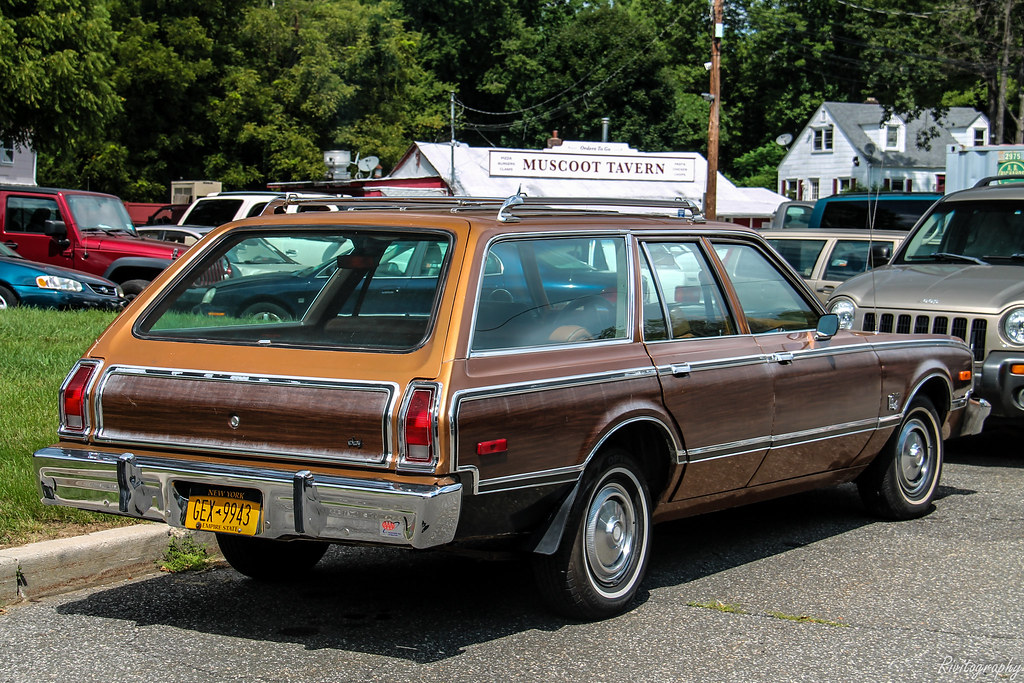 Plymouth volare station wagon
