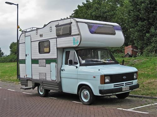 1977 1984 ford transit grand soleil camper car with many. Black Bedroom Furniture Sets. Home Design Ideas
