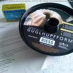©Riess Gugelhupfform mit Rezept