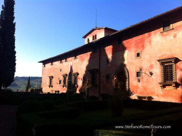 Villa Vignamaggio Wine Tour