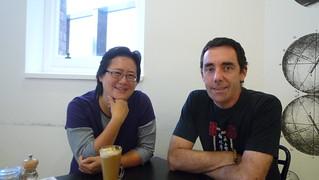 Tseen Khoo and Jonathan O'Donnell