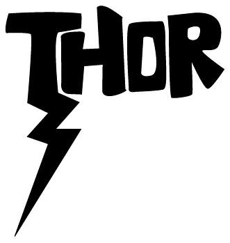 thor logo david johnson flickr rh flickr com Cool Yamaha Logo Cool Bike Logos