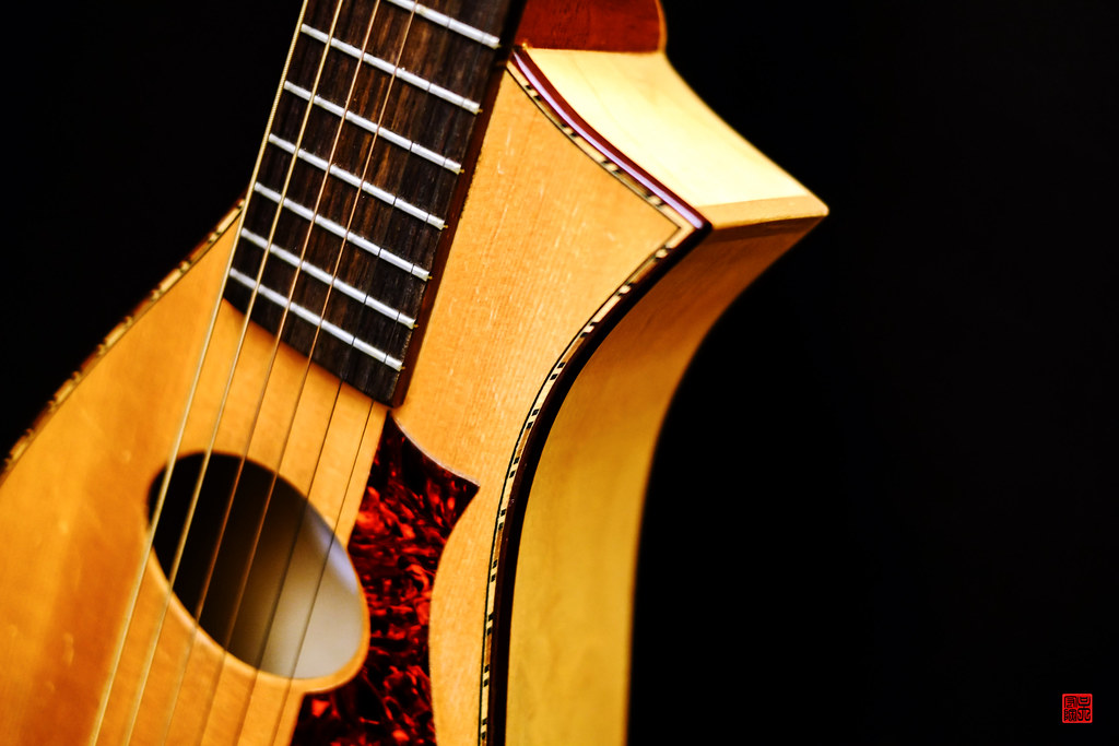 The Vagabond Travel Guitar Vagabond Travel Guitar Had Thi Flickr