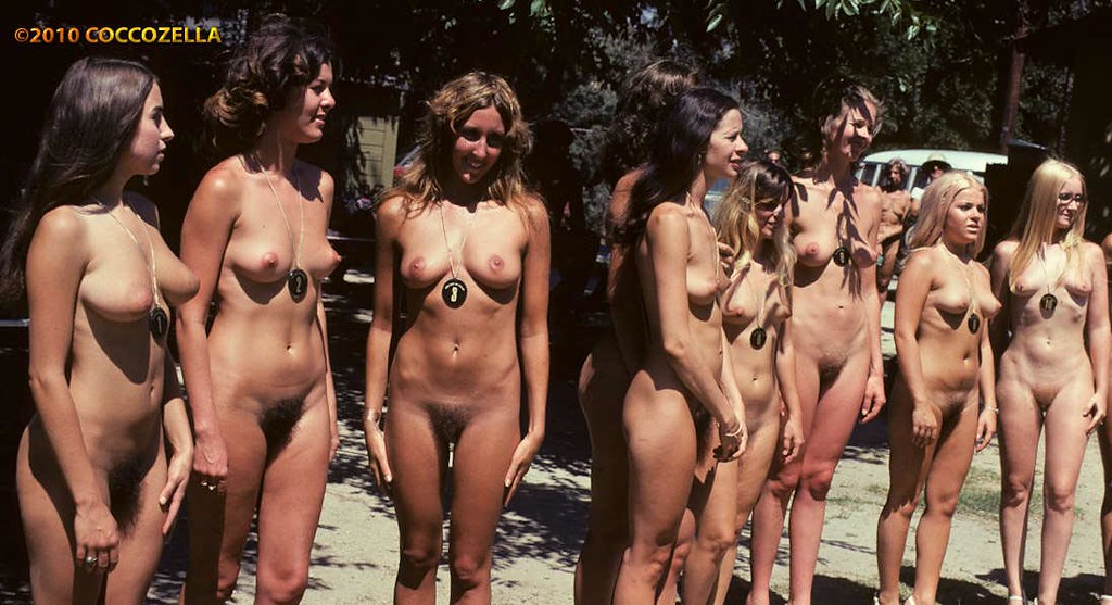 Coccozella At Miss Nude California 1974 A  An Oldie But Goo  Flickr-2312