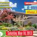 2013 Sacramento Mid-Century Modern Home Tour postcard - front