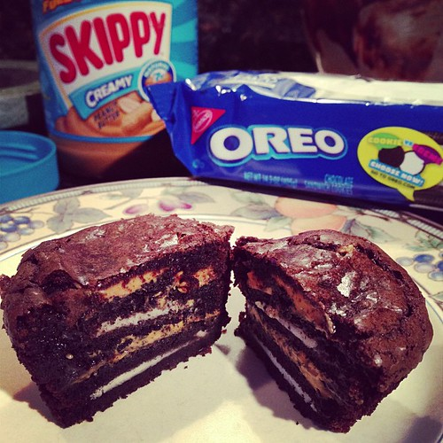 Dark Chocolate Oreo Cake