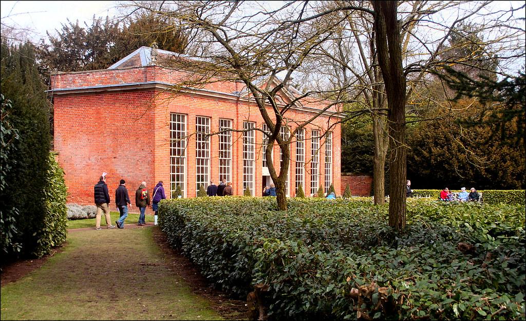 Hanbury Hall Orangery Orangery Hanbury Hall