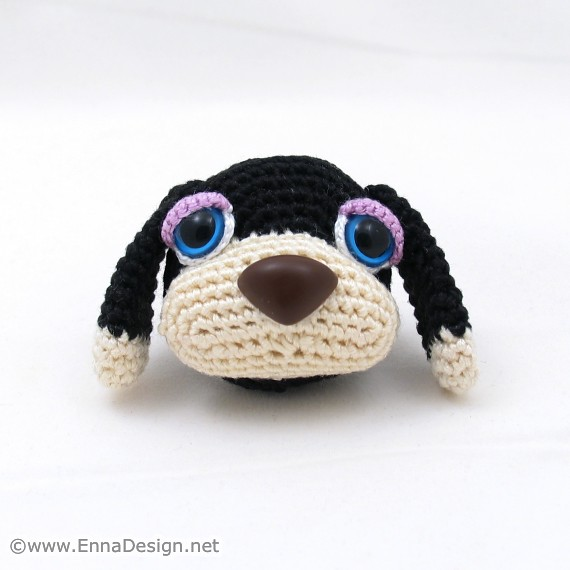 Amigurumi Magische Ring : Crochet Amigurumi Dog Art Ring I made my Amigurumi Art ...