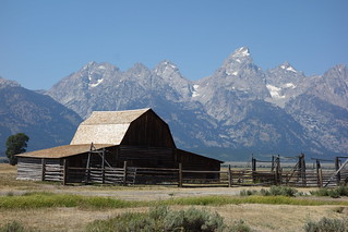 Mormon Row Grand Teton NP | by Parkit.us