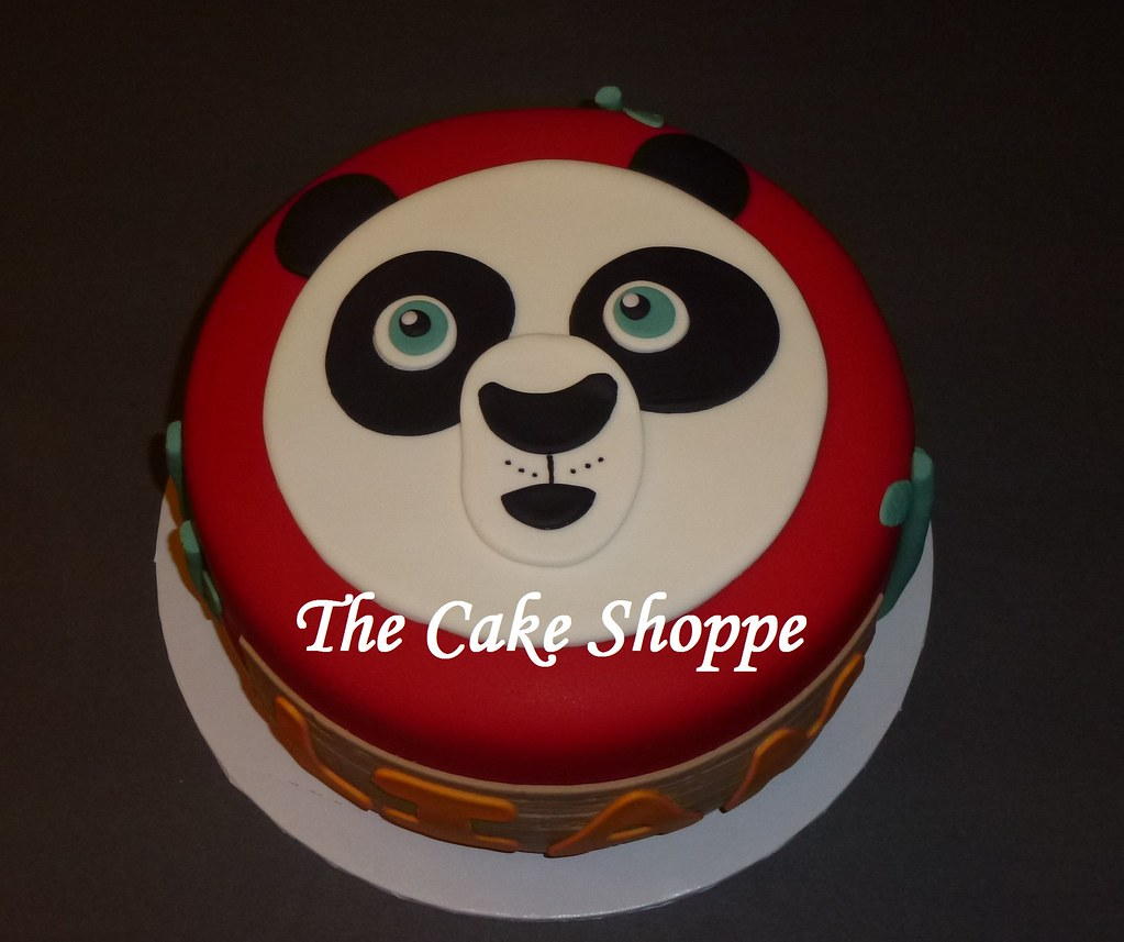 Images Of Kung Fu Panda Cakes