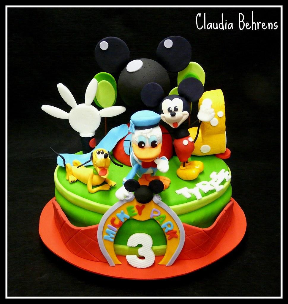 Tyrese Birthday Cake