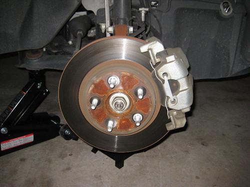 2011 Ford Escape Front Disc Brake Caliper Bracket Amp Roto