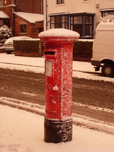 Postbox in the snow | by cmfinch81