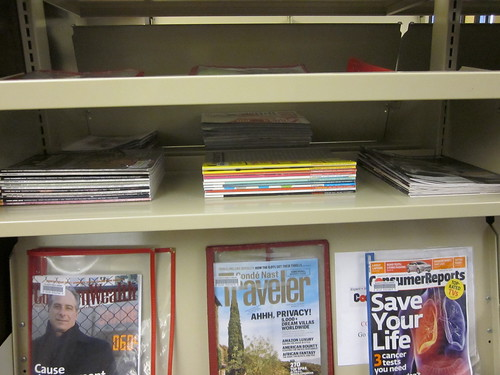 Back Issues are Under the Current Issue! | by Falmouth Public Library