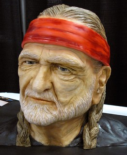 Willie Nelson (missing artist's name) | by Dork-Chocolate