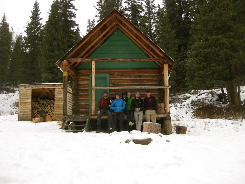 Beaver Creek Usfs Cabin Flickr