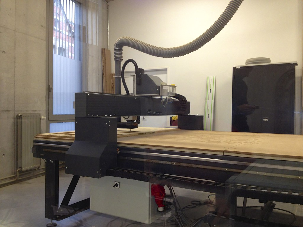 Workshop personal manufacturing luca interieurvormgeving for Interieur vormgeving