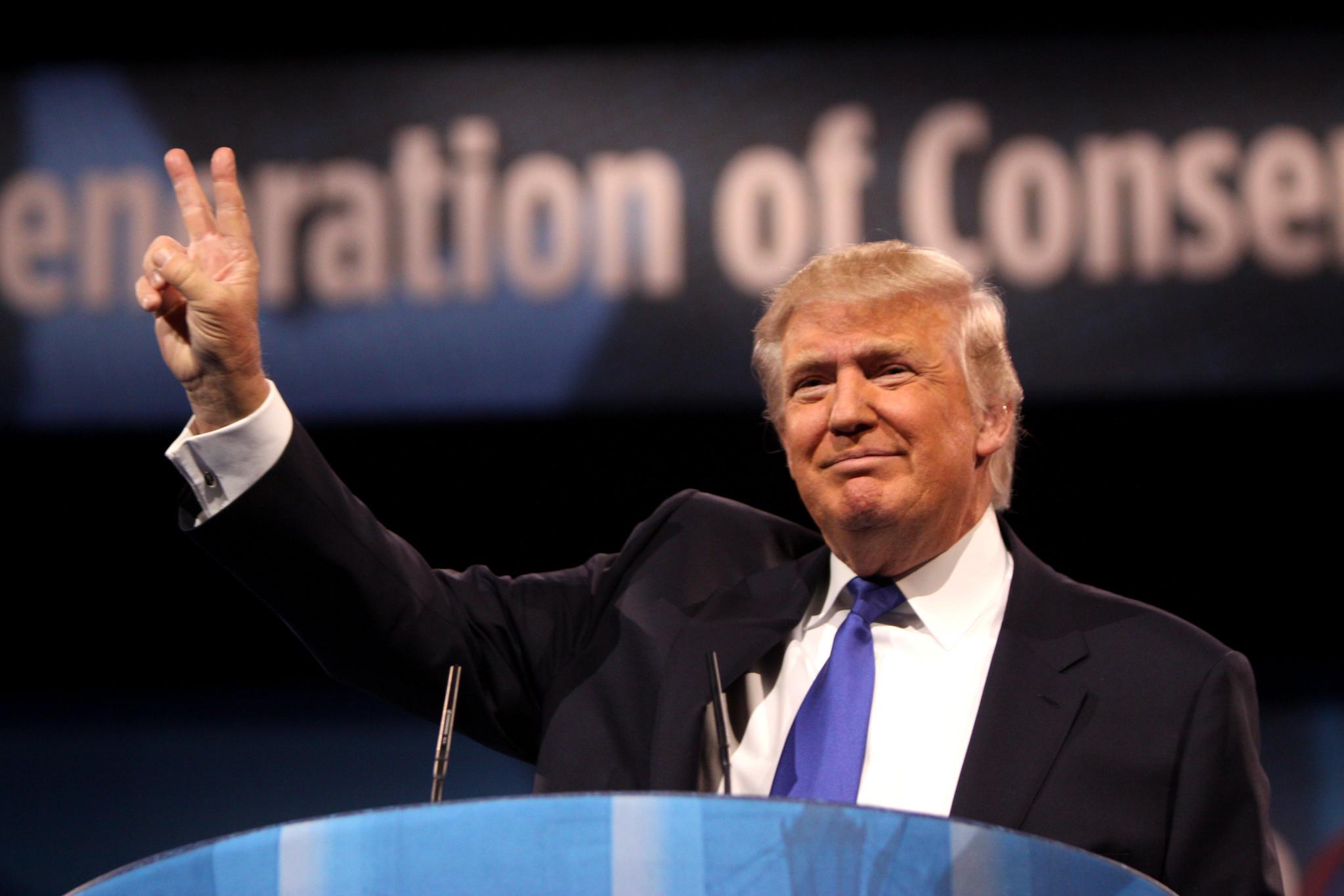 Trump no es presidente gracias a las Fake News