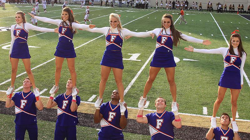 University Of Florida Cheerleaders | Paul Robbins | Flickr