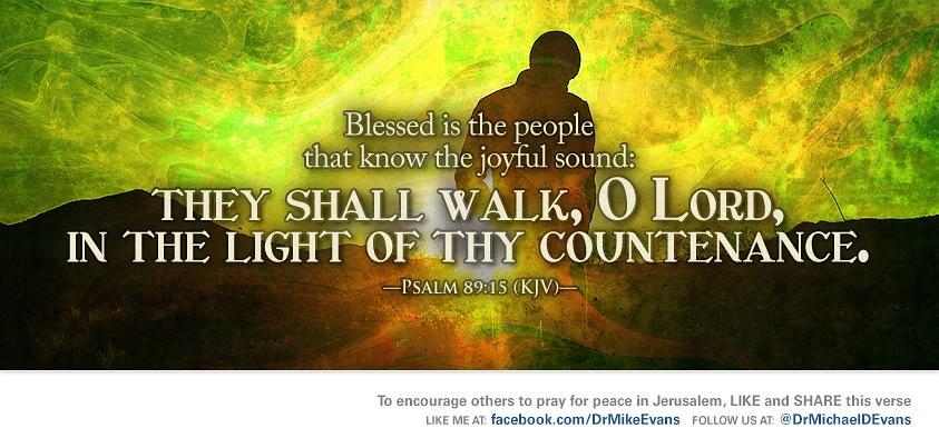 Psalm 89:15 - Mike Eva...