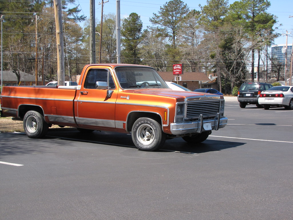 New Chevy Truck >> Chevy Silverado 10 | Nice old Chevy truck. I like the ...