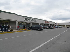 To the right of dollar tree at the pleasant valley for Michaels craft store erie pa