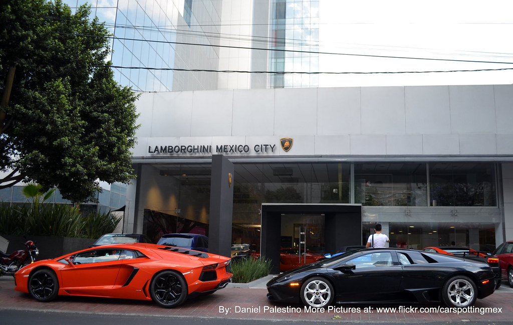 Lamborghini Mexico City Like Us On Facebook On Www Faceboo Flickr
