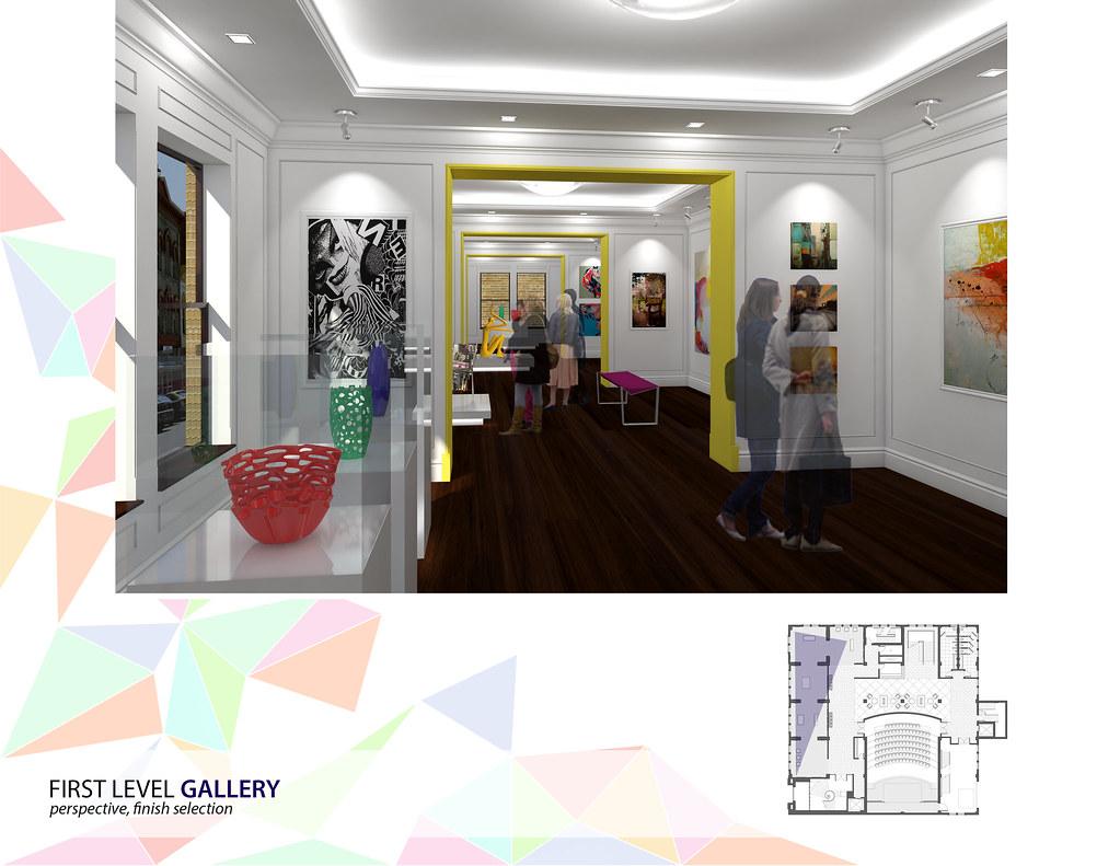 Megan satkowiak interior design bfa thesis harrington - Harrington institute of interior design ...